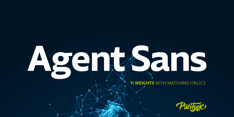 Agent Sans 2x1 01