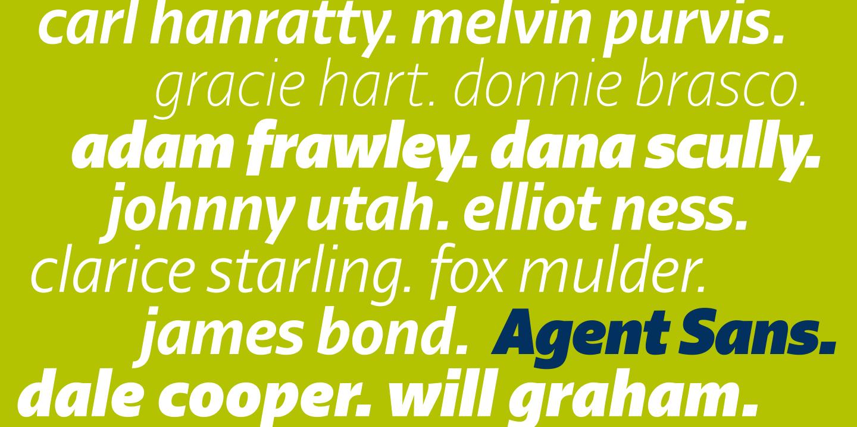 Agent Sans 2x1 07