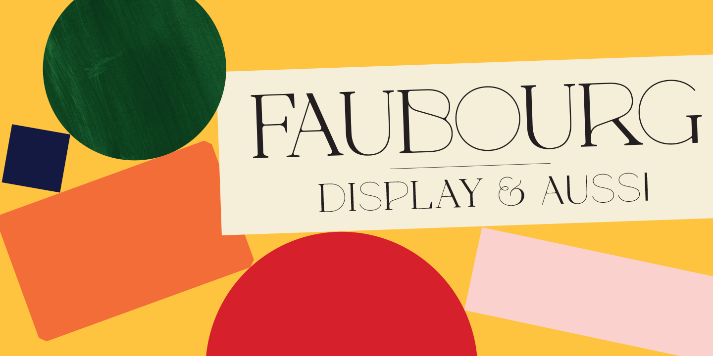 Faubourg 01