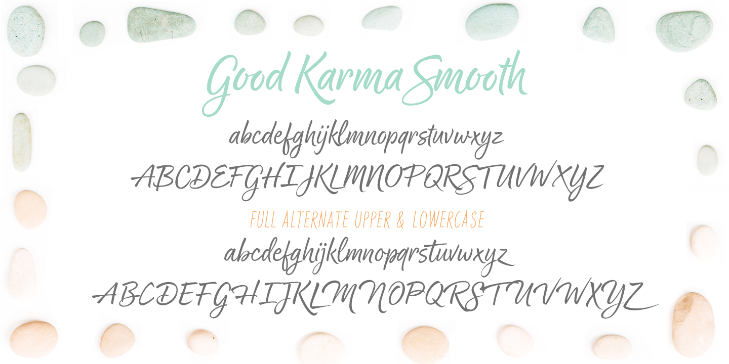 Good Karma Smooth 2x1 11