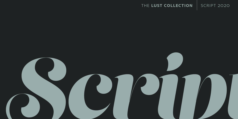 Lust Script 41